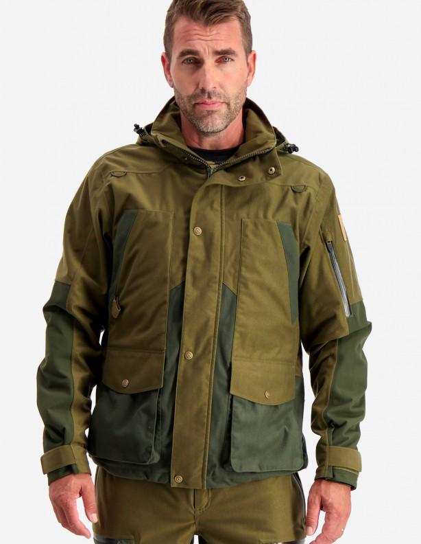 Hirvas Green - kurtka myśliwska całoroczna z membraną ADS