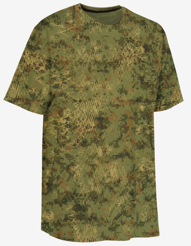 Snake T-shirt - techniczna koszulka snake forest