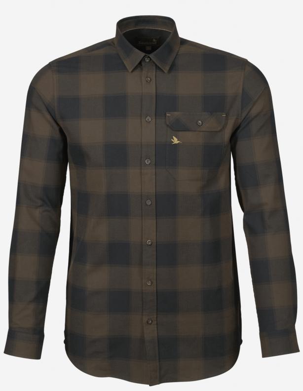 Koszula myśliwska Highseat Seeland 100% bawełna