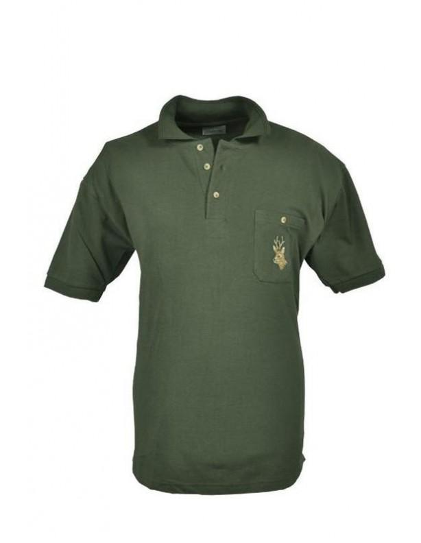 Polo z koziołkiem - bawełniana koszulka Skogen ROZM DO 4XL!