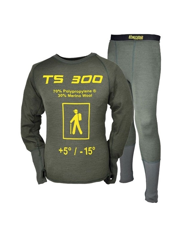 Bielizna termalna THERMO FUNCTION TS 300 komplet ROZM  2XL!