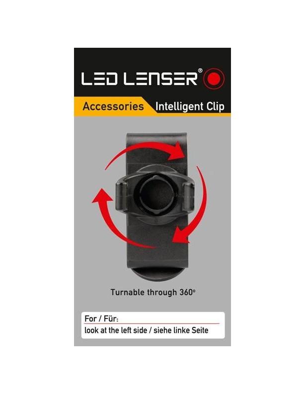 Uchwyt wielofunkcyjny Led Lenser Intelligent Clip