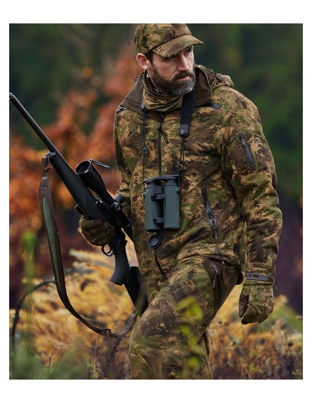 Stealth Short Jacket kamuflaż Axis MSP membrana Gore-Tex®
