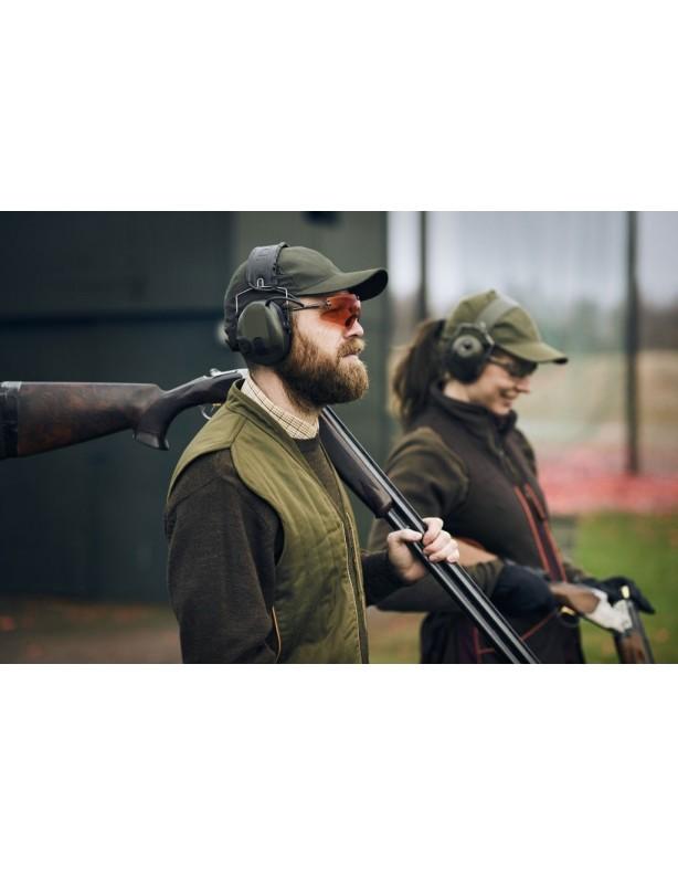 Kamizelka strzelecka Skeet - czarna rozm M,3XL,4XL,5XL!