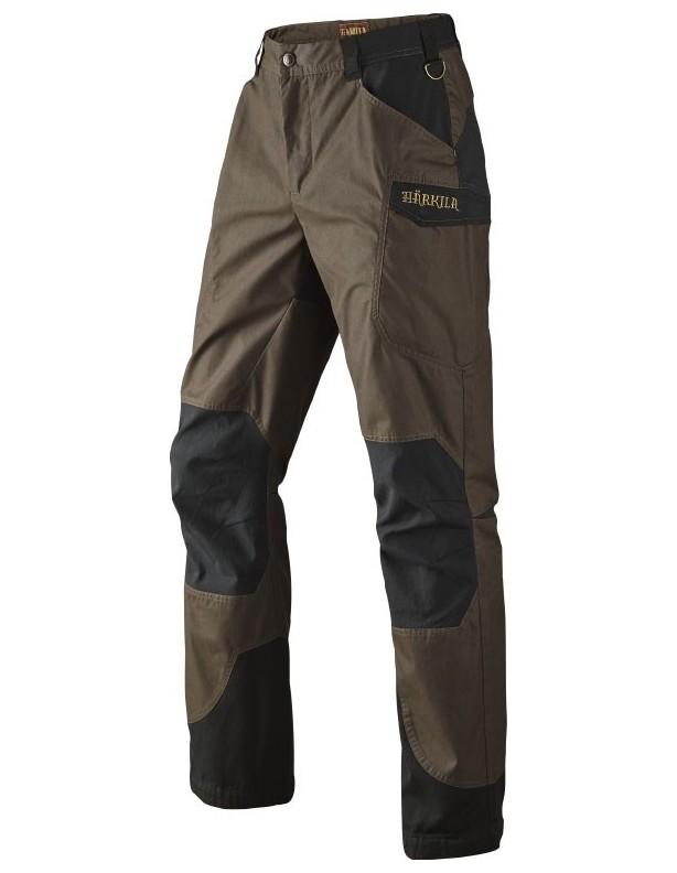 Gevar green - lekkie spodnie na lato ROZMIAR 52