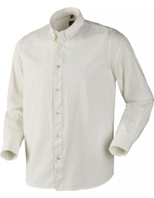 Jomsborg White - bawełniana koszula ROZMIARY DO 3XL