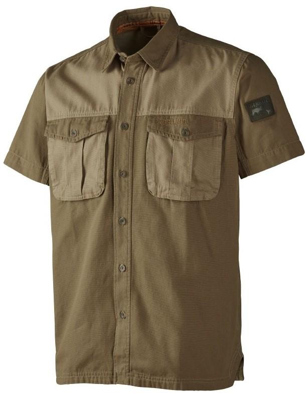 PH Range - koszula z grubej bawełny krótki rękaw ROZM L, XL