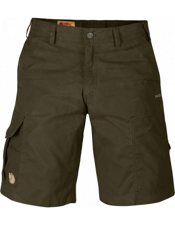 Karl Pro shorts dark olive - szorty Fjallraven z G-1000®