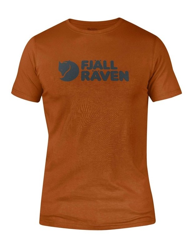 Logo t-shirt autumn leaf - koszulka Fjallraven ROZMIAR XXL
