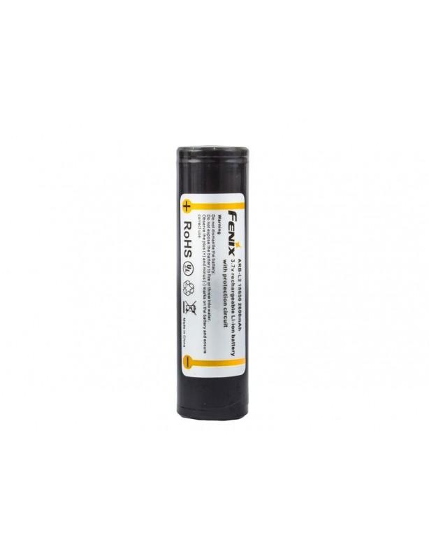 Akumulator Fenix ARB-L18U 18650 | 2600 mAh 3,6V