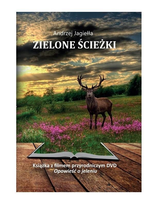Zielone ścieżki + DVD Andrzej Jagiełła