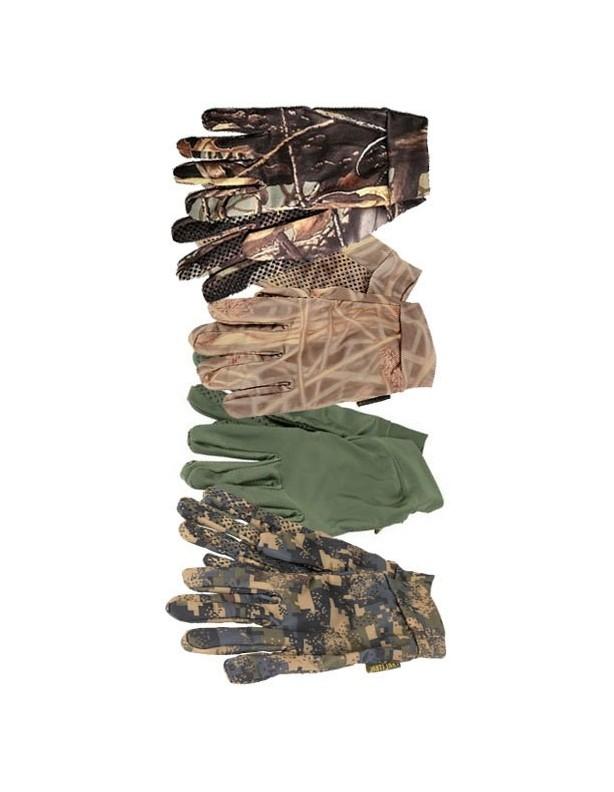 Cienkie rękawiczki z silikonowym chwytem 3 kolory!