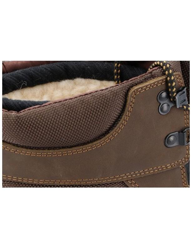 Yetti Pro 2 - lekkie buty zimowe ocieplenie wełniane
