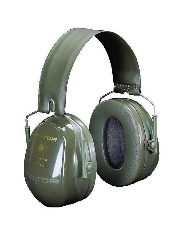 Ochronnik słuchu Bull's Eye II zielony (H520F-440)