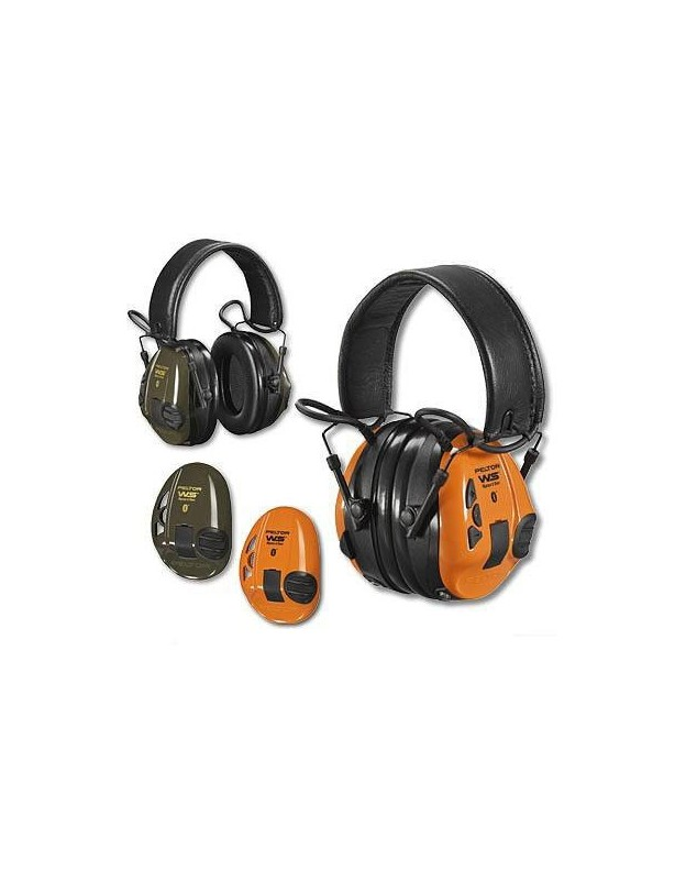 Ochronnik aktywny SPORT TAC WS (Bluetooth)