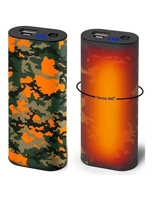 Ogrzewacz do rąk / power bank 5000 mAh