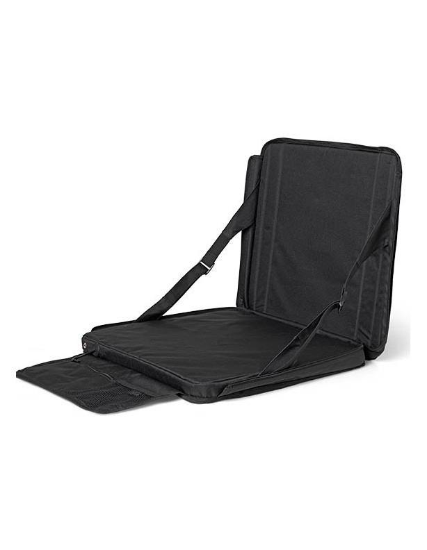 Grzejące siedzisko - ciepły fotel z oparciem