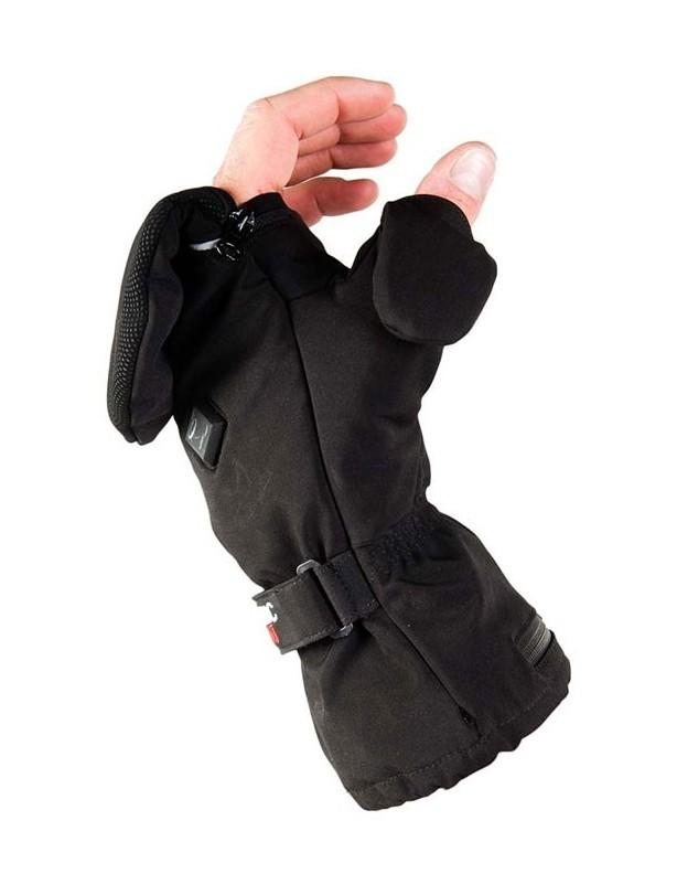 Rękawice grzejące zimowe - Unisex trzy poziomy grzania