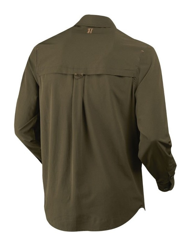 Herlet Tech - techniczna koszula na lato ROZM L