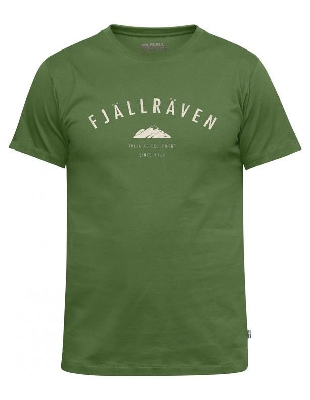 Trekking Equipment Fern - bawełniany t-shirt ROZMIAR M