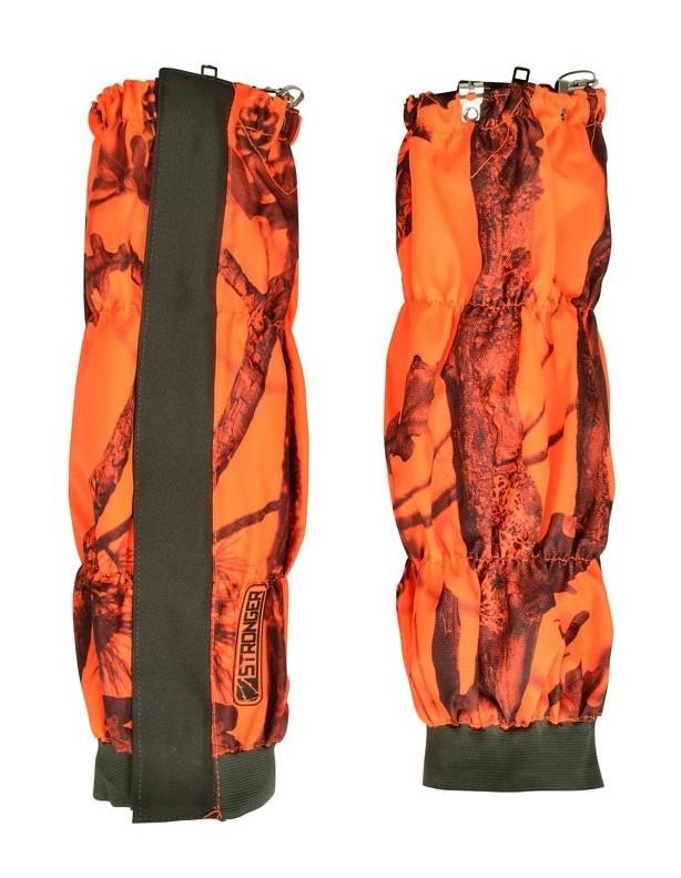 Ochraniacze na nogi stuptuty Ghost camo - wodoodporne mocne