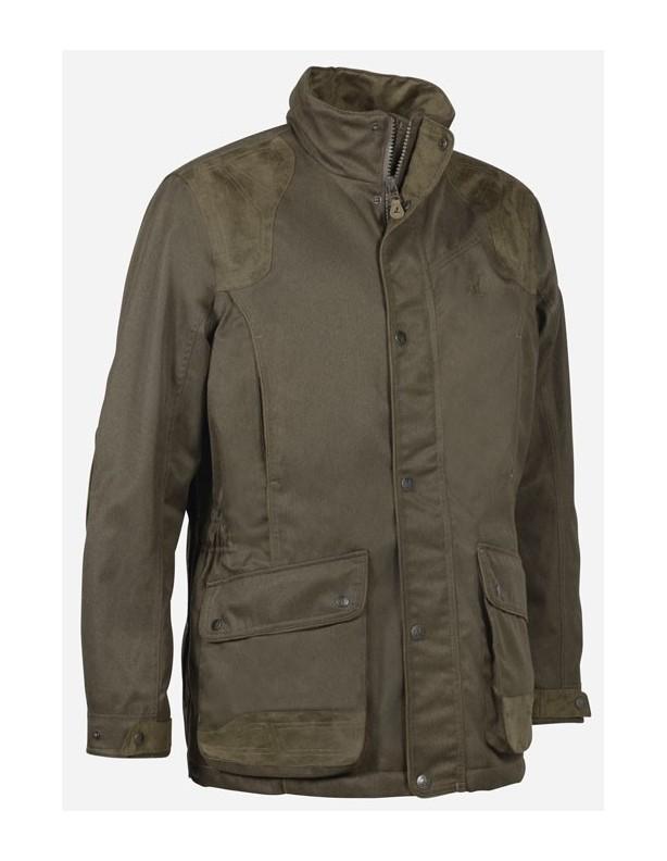 Sologne Skintane - ocieplana kurtka i spodnie z membraną