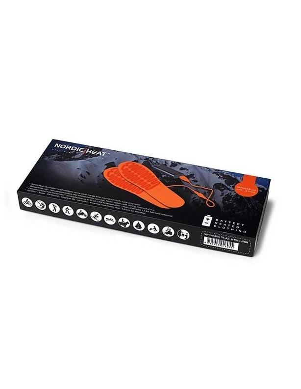 Grzejące wkładki do butów + 2 power banki / ogrzewacze do rąk 5000 mAh