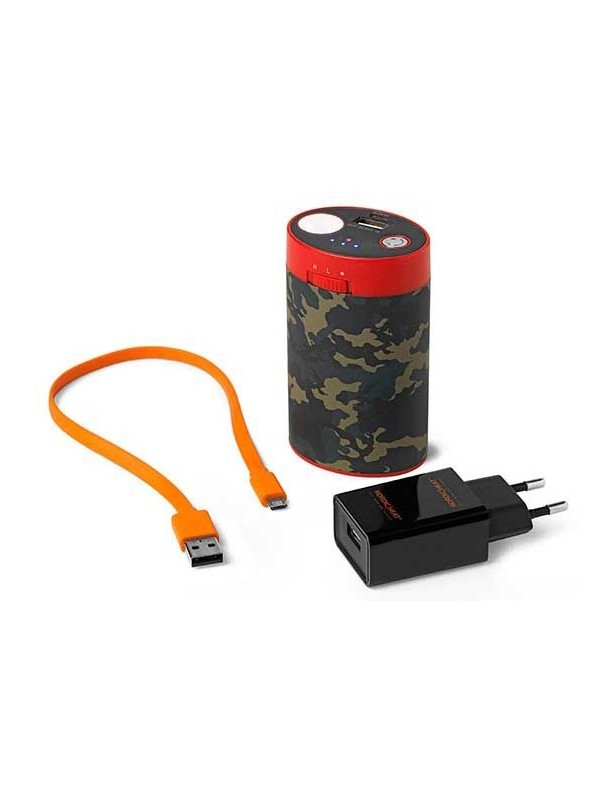 Ogrzewacz do rąk / power bank 10.000 mAh