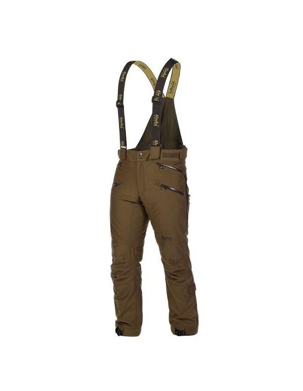 Tundra ocieplane spodnie Alaska membrana Rain Stop®