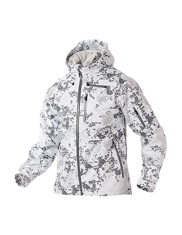 Kurtka Superior Snow - zimowy kamuflaż membrana Rain-Stop®