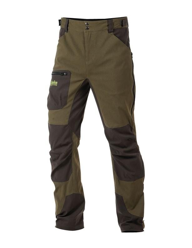Yukon - letnie elastyczne spodnie Alaska ROZMIAR S