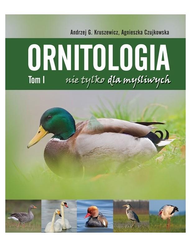 Album Ornitologia nie tylko dla myśliwych