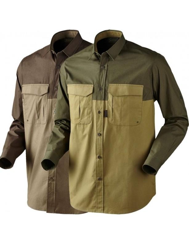 Trekking - Koszula myśliwska 100% bawełna dwa kolory!