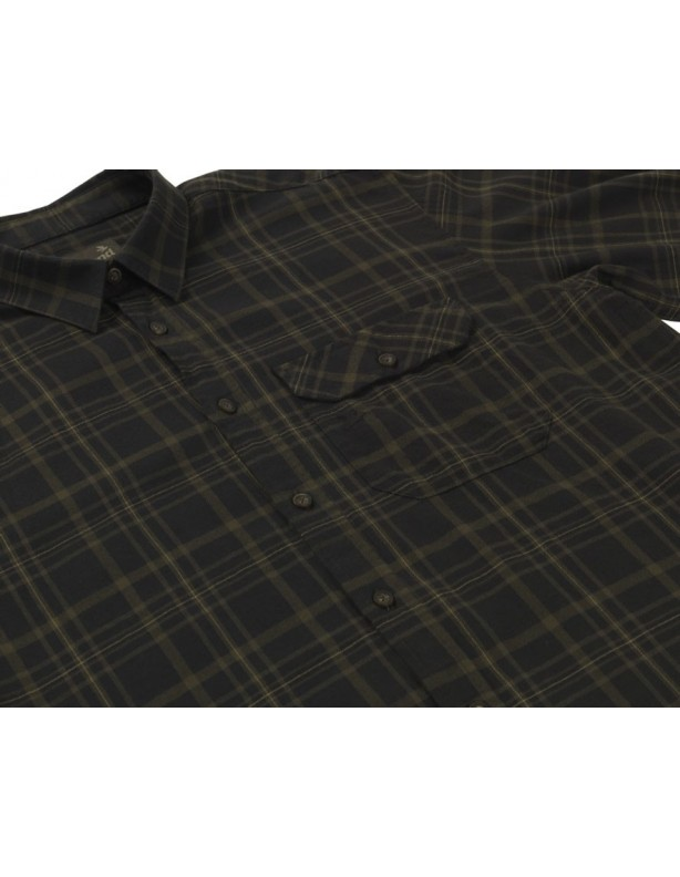 Range meteorite check - koszula myśliwska 100% bawełna