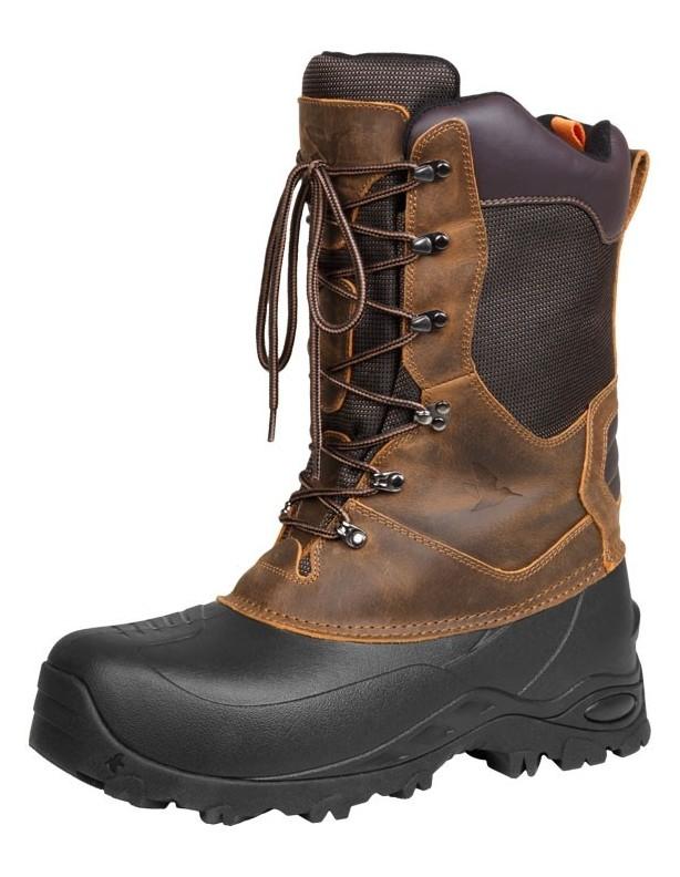 North Pac - bardzo ciepłe zimowe buty do -40 stopni!