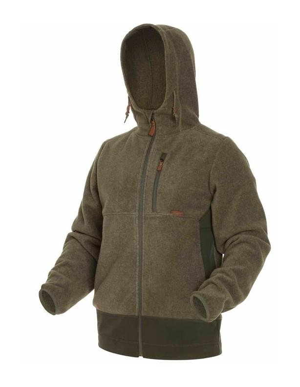 Bluza polarowa z kapturem 224-P-BL Polaron X