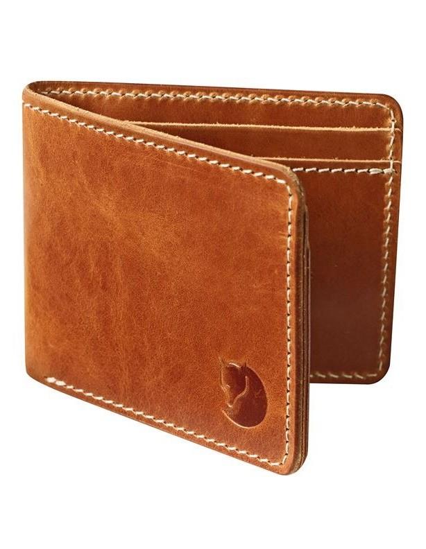 Ovik Wallet - portfel skórzany Fjallraven