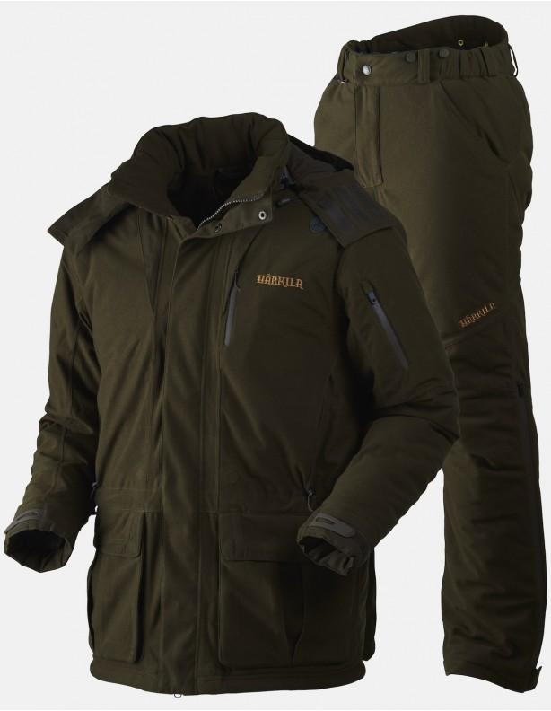 Norfell Insulated - zestaw zimowy ocieplenie Primaloft®