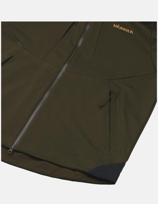 Mountain Hunter Hybrid - letnia kurtka częściowa membrana