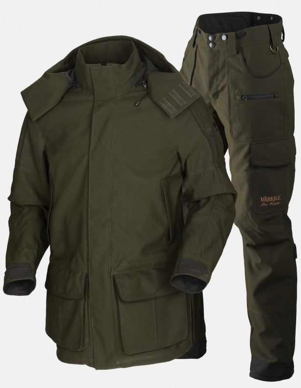 Pro Hunter Endure - bardzo mocny zestaw myśliwski Gore-Tex®