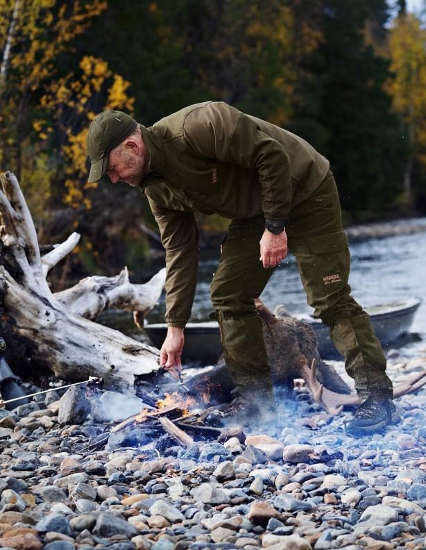 Pro Hunter Endure - DO ROZMIARU 66! jesienno-zimowe mocne spodnie myśliwskie