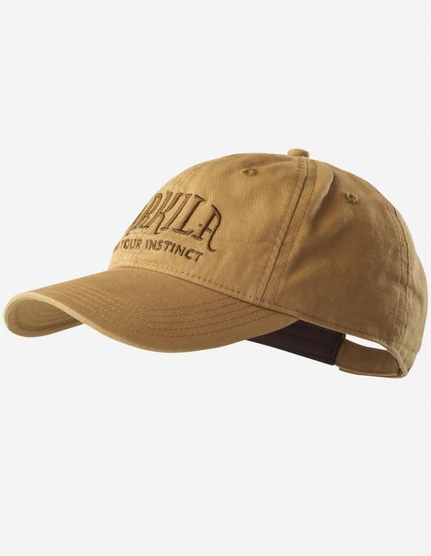 Modi camel - bawełniana czapka z daszkiem