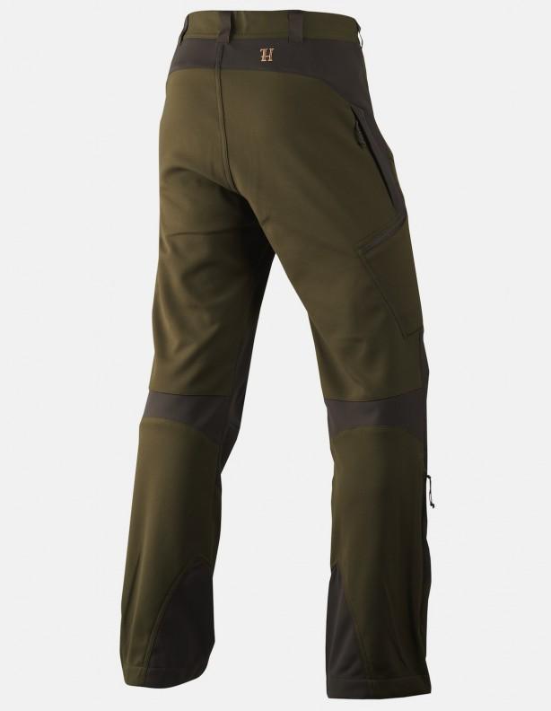 Lagan - lekkie, elastyczne spodnie letnie softshell