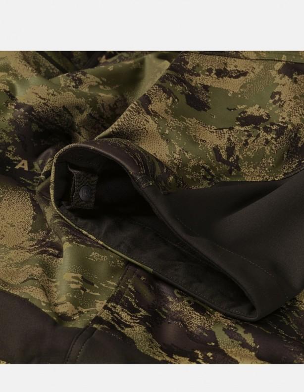 Lagan - lekkie, elastyczne spodnie letnie softshell AXIS