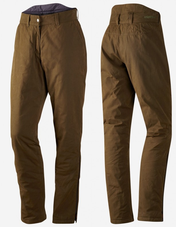 Vigdis Lady - ocieplany wodoodporny zestaw kurtka i spodnie membrana HWS®