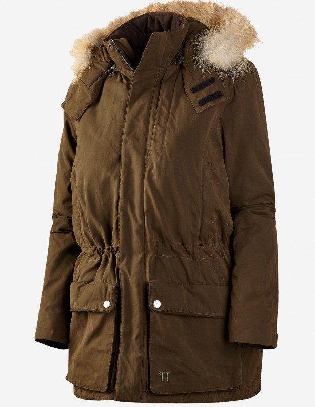 Vigdis Lady - ocieplana wodoodporna kurtka dla Dian membrana HWS®