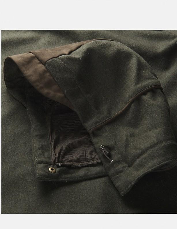 Metso Active - wełniana kurtka myśliwska na pochód
