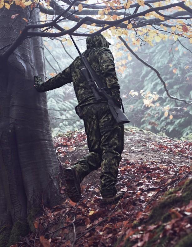 Hawker Prym1 Camo - całoroczna kurtka softshellowa