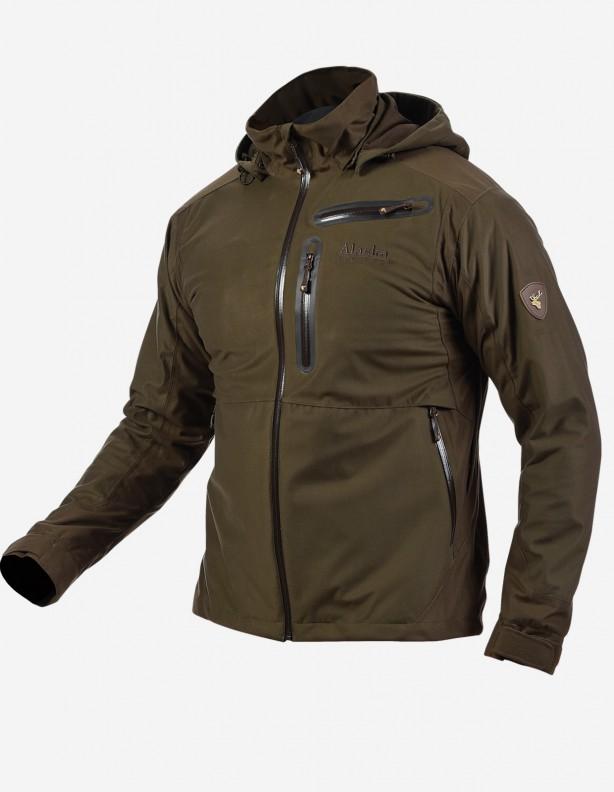 Extreme Lite Green - całoroczna kurtka membrana Rain-Stop®