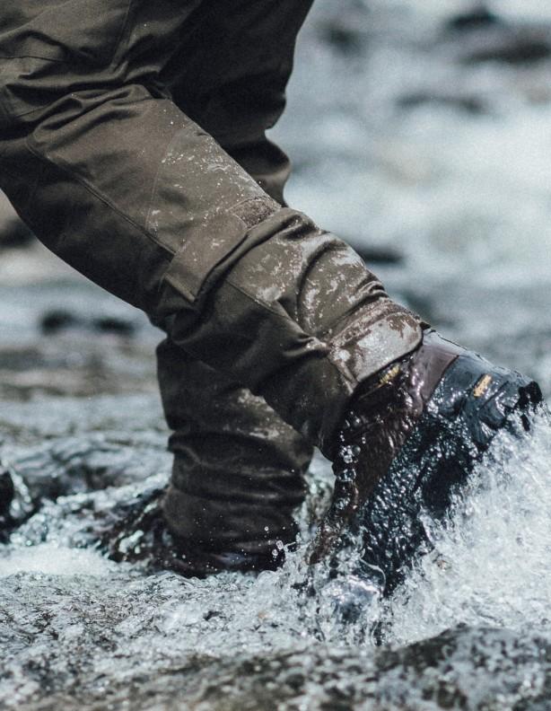 Extreme Lite Hunter - Buty myśliwskie membrana Rain-Stop®